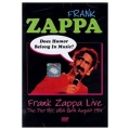 Frank Zappa - Live At Pier NYC