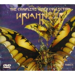 Uriah Heep - The Complete Video Collection Vol. 3 / 2DVD