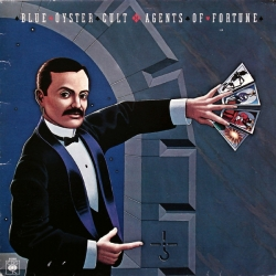 Blue Oyster Cult ‎– Agents Of Fortune /Columbia