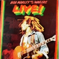 Bob Marley And The Wailers  ‎– Live!