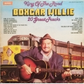 Boxcar Willie ‎– King Of The Road