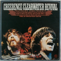 Creedence Clearwater Revival Featuring John Fogerty ‎– Chronicle - The 20 Greatest Hits /2LP JUGOTON