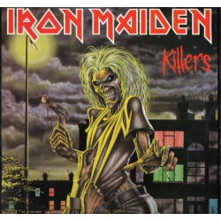 Iron Maiden ‎– Killers /JUGOTON