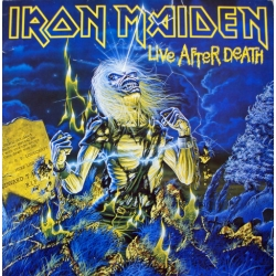 Iron Maiden ‎– Live After Death /2LP JUGOTON