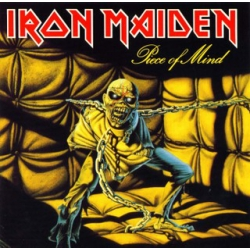 Iron Maiden ‎– Piece Of Mind /JUGOTON
