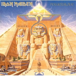 Iron Maiden ‎– Powerslave /JUGOTON