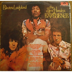 Jimi Hendrix Experience ‎– Electric Ladyland/PGP