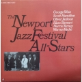 Newport Jazz Festival All-Stars ‎– The Newport Jazz Festival ./Concord