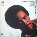 Quincy Jones ‎– Walking In Space /AM