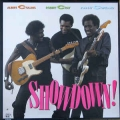 Albert Collins, Robert Cray & Johnny Copeland - Showdown / Sonet - LP