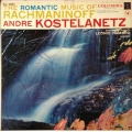 Andre Kostelanetz - Romantic Music Of Rachmaninov / Columbia