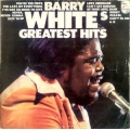 Barry White - Greatest Hits / RTB 2LP