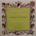 Brahms - Otto Klemperer - Symphony No. 4 In E Minor / Columbia
