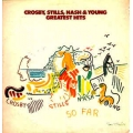 Crosby, Stills, Nash & Young - Greatest Hits / Atlantic
