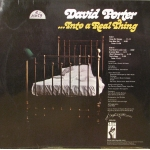 David Porter - Into A Real Thing / Stax