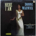 Dionne Warwick - Here I Am / Scepter