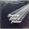 Emerson, Lake & Palmer ‎– Welcome Back My Friends To The Show That Never Ends / Manticore 3LP