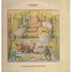 Genesis - Selling England By The Pound / Charisma