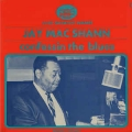Jay McShann ‎– Confessin The Blues  / Black And Blue - LP