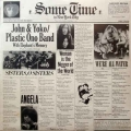 John & Yoko - Some Time In New York City / Apple Records