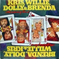 Kris, Willie, Dolly & Brenda - Winning Hand / Monument 2LP
