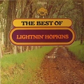Lightnin Hopkins - Best Of / Everest