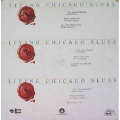 Living Chicago Blues - Various Vol. 1,2,3 / RTB 3LP
