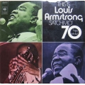 Louis Armstrong - Satchmo' Happy 70 Birthday / CBS 2LP