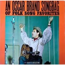 Oscar Brand Songbag - Folk Song Favorites / Riverside