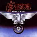 Saxon - Wheels Of Steel / Carrere