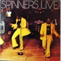 Spinners - Spinners  live / Atlantic