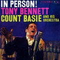 Tony Bennett & Count Basie - In Person / Columbia