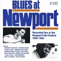 Blues At Newport Recorded Live At The Newport Folk Festival 1959-1964 - Various