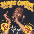 James Cotton And His Big Band ‎– Live From Chicago - Mr. Superharp Himself!