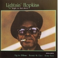 Lightnin' Hopkins ‎– Right On That Shore