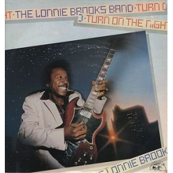 Lonnie Brooks ‎– Turn On The Night