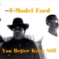 T-Model Ford ‎– You Better Keep Still