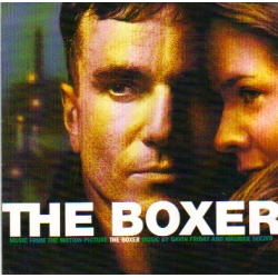 Boxer - Gavin Friday, Maurice Seezer  -  soundtrack