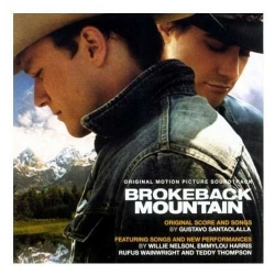 Brokeback Mountain - Gustavo Santaolalla  - soundtrack