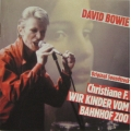 David Bowie ‎– Christiane F. Wir Kinder Vom Bahnhof Zoo - Original Soundtrack