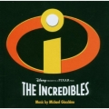 Incredibles - soundtrack