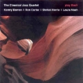 Classical Jazz Quartet Kenny Barron, Ron Carter, Stefon Harris, Lewis Nash ‎– Play Bach
