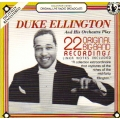 Duke Ellington - 22 Original Big Band Recordings