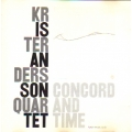 Kristen Anderson Quartet - Concord and Time
