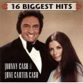 Johnny Cash & June Carter Cash ‎– 16 Biggest Hits