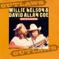 Willie Nelson & David Allan Coe ‎– Outlaws