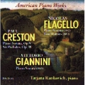 American Piano Works - Creston - Giannini - Flagello and Rank