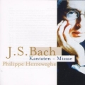 Bach: Cantatas and Masses /Herreweghe