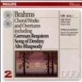 Brahms: Choral Works And Overtures
