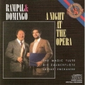 A Night At The Opera - Placido Domingo , Jean-Pierre Rampal